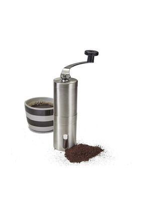 Havana Mini Kahve Öğütücü El Değirmeni Paslanmaz Çelik 3