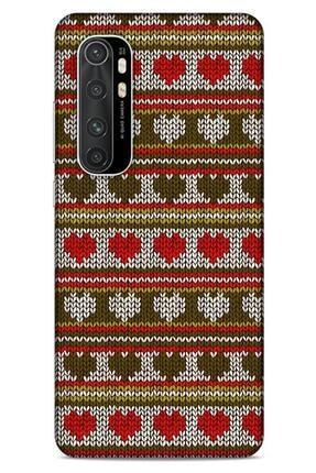 Lopard Kazak (10) Desenli Silikon Kapak Xiaomi Mi Note 10 Lite Uyumlu Kılıf 0
