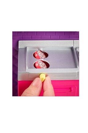 Barbie 'nin Yemek Arabası 4