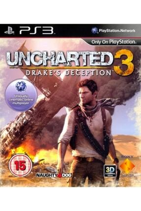 Naughty Dog Uncharted 3 Drake Deception Ps3 0