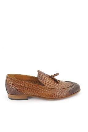 Venüs Erkek Taba Deri Ayakkabı 1