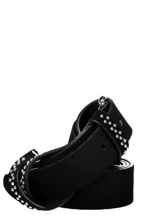 Collezione Kadın Siyah Kemer 0