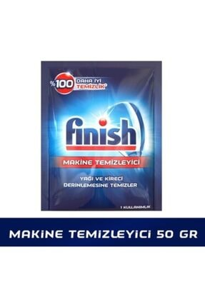 Finish Bulaşık Makinesi Temizleyici Toz 50 gr 1