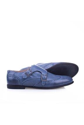 Erkek Mavi  Ayakkabı AKMAŞ000