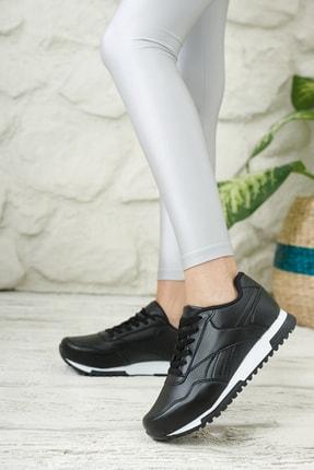Moda Değirmeni Unisex Siyah Sneaker Ayakkabı Md1053-101-0001 1