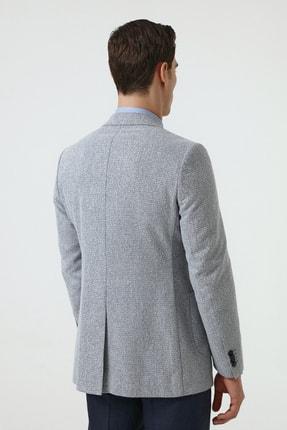 D'S Damat Lacivert Renk Erkek  Ceket (Slim Fit) 3
