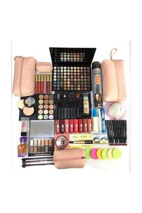 Makeuptime Gelin Çeyiz Makyaj Seti 62 Parça Buğday Ten 1