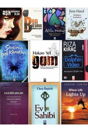 Altın Kitaplar En Sürükleyici Aşk Romanları Seti (10 Kitap) - Süper Indirim! 0