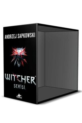 Pegasus Yayınları The Witcher Serisi Özel Set Kutusu 7 Kitaplık Kutu 0