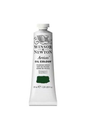 Winsor Newton Winsor & Newton : Artists' Yağlı Boya : 37 Ml : Prussian Green 0