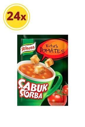 Knorr Kıtırlı Domates Çabuk Çorba 22 Gr X 24 Adet 0