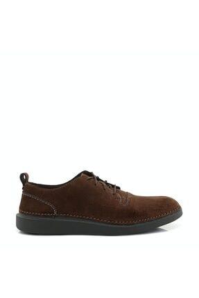 CLARKS Erkek Kahverengi Ayakkabı 0