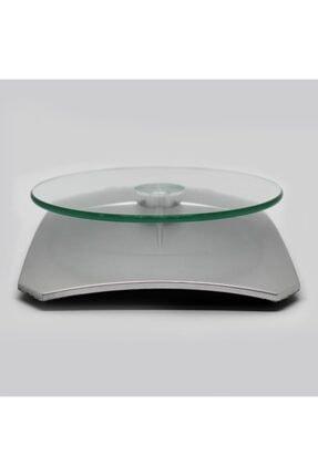 Techmaster 5 Kg Dijital Cam Platform Mutfak Terazisi Tartısı 1 Gr Hassasiyet 4