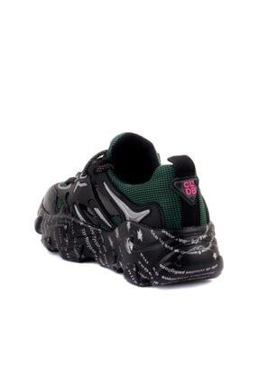 Guja Kadın Yeşil Sneakers 4