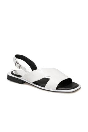 Butigo TERRY 1FX Beyaz Kadın Sandalet 101045571 1