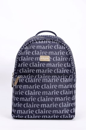 Marie Claire Kadın Lacivert Sırt Çantası Diana Mc212102022 1