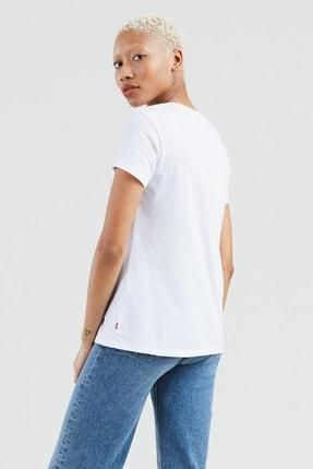 Levi's Kadın Perfect Graphic Sportswear Logo T-Shirt 29526-0094 1