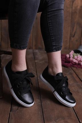 pasyone Kadın Siyah Casual Ayakkabı 1
