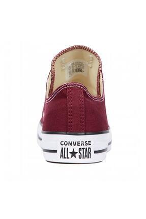 Converse Unisex Bordo Kısa Yürüyüş Ayakkabısı M9691c 3