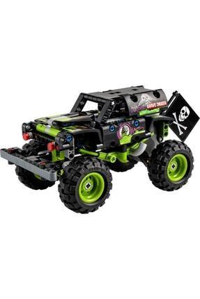 LEGO Technic 42118 Monster Jam Grave Digger 212 Parça 7 Yaş 2