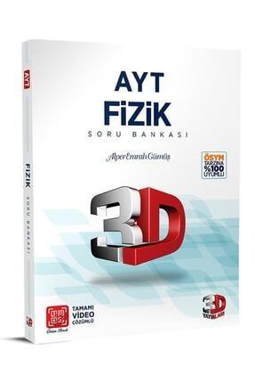 Çözüm Yayınları 2020-2021 Çözüm 3d Ayt Fizik Tamamı Video Çözümlü Soru Bankası 0