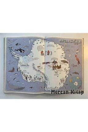 Domingo Yayınevi Atlas Kıtalar Denizler Kültürler Arası Yolculuk Rehberi 2
