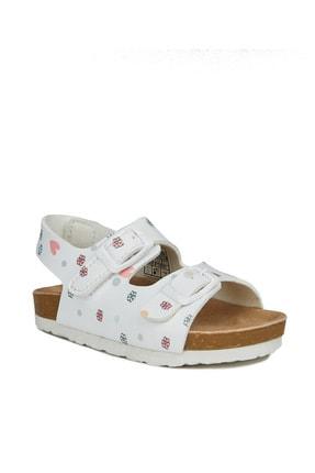 Vicco Last Kız Çocuk Beyaz Sandalet 0