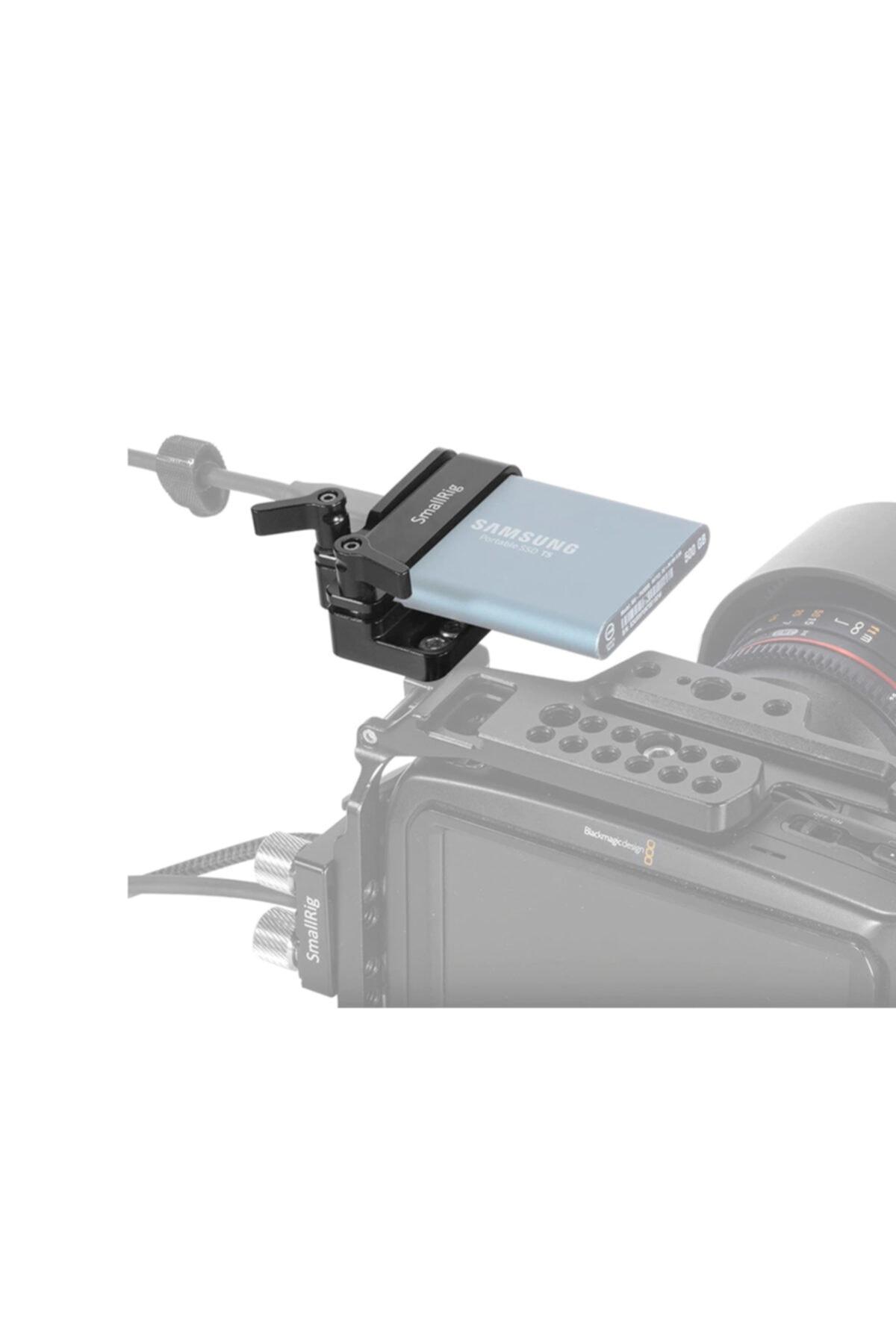SmallRig Smallrıg 2245b Samsung T5 Ssd Mount Uyumlu