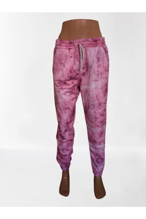 yamaç tekstil Kadın Pembe Esofman Altı 1