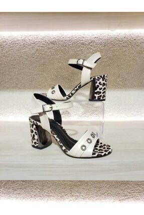 Bayan Topuklu Ayakkabı 4085