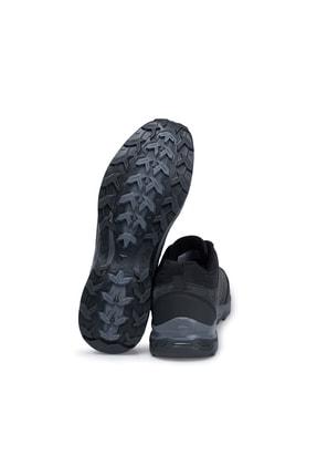 Slazenger Erkek Siyah Soğuğa Karşı Dayanıklı Koşu Ayakkabısı 3