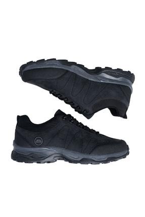 Slazenger Erkek Siyah Soğuğa Karşı Dayanıklı Koşu Ayakkabısı 4