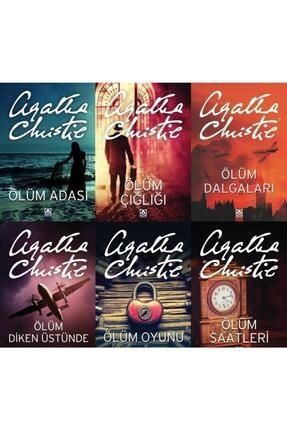 Altın Kitaplar Agatha Christie Ölüm Serisi 6 Kitap 0