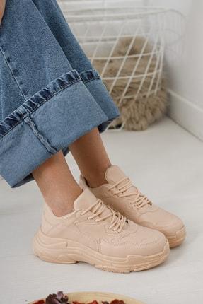 Moda Değirmeni Unisex Pembe Sneaker Md1055-101-0001 2