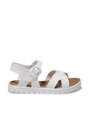Polaris 508159.F1FX Beyaz Kız Çocuk Sandalet 101010667 1