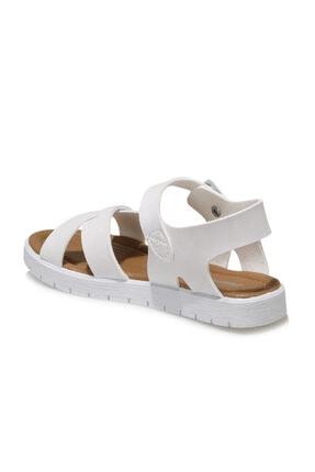 Polaris 508159.F1FX Beyaz Kız Çocuk Sandalet 101010667 2
