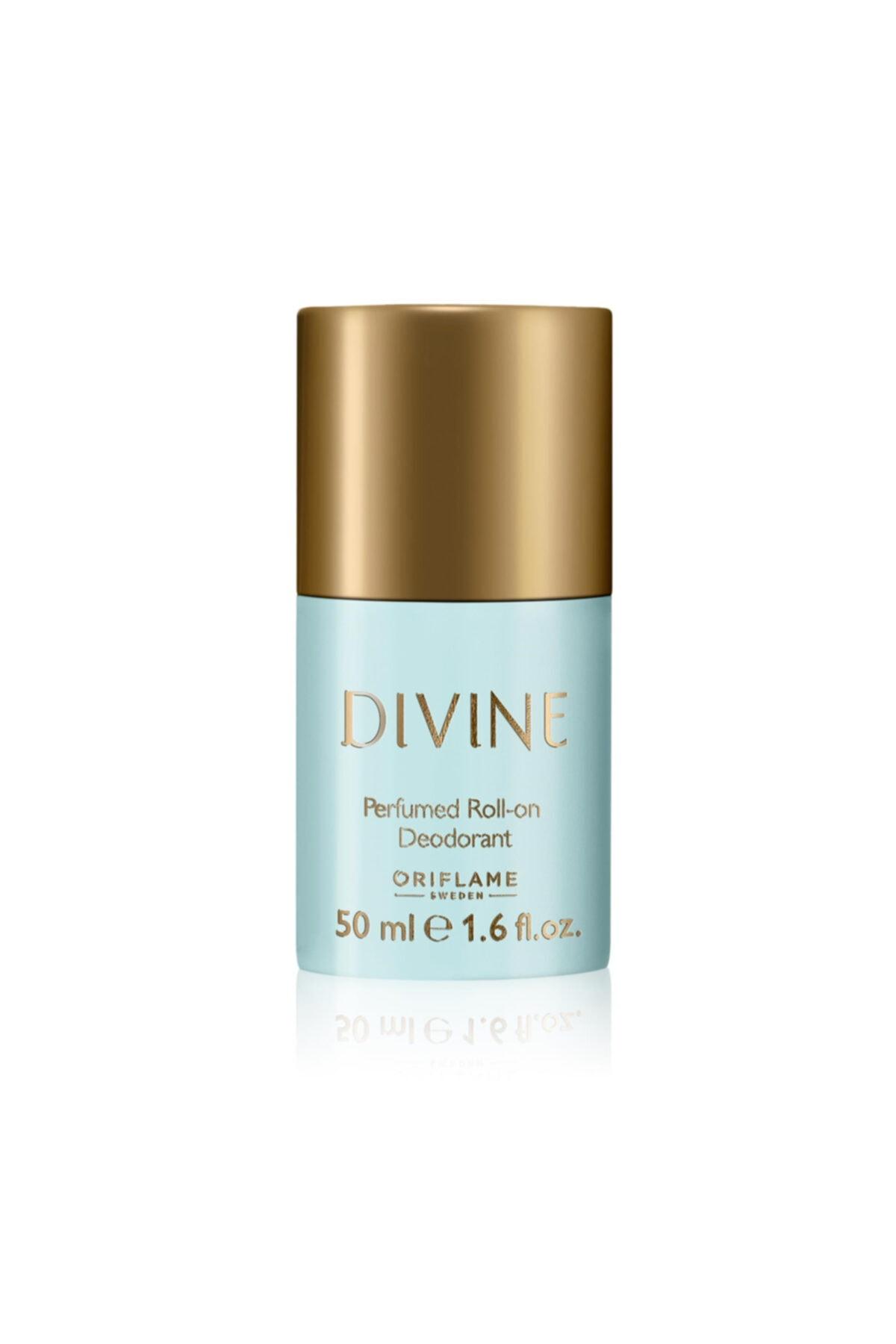 Divine Parfümlü Kadın Roll-on Deodorant 50ml