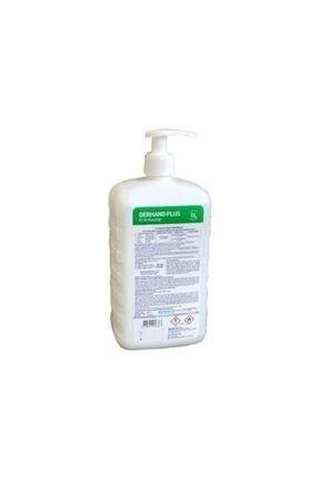 Ecolab Derhand Plus 1lt Pompalı Ürün Yanında 100 ml 0