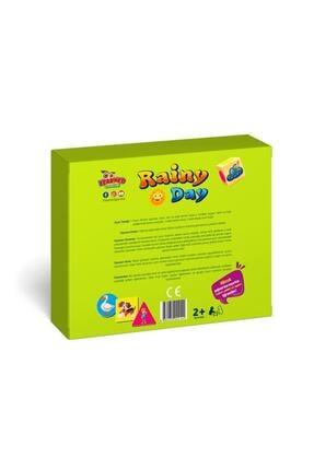 Learned Games Rainy Day 2-3 Yaş Okul Öncesi Eğitici Oyun 1