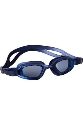 Delta Yetişkin Silikon Havuz Deniz Yüzücü Gözlüğü Lüks Çantalı 0