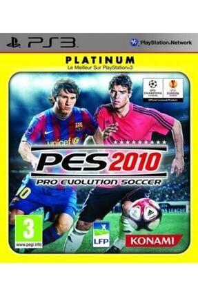 Konami Pes 2010 Ps3 0