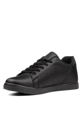 YABUMAN Kadın Siyah Sneaker Ysn01257kd00 2