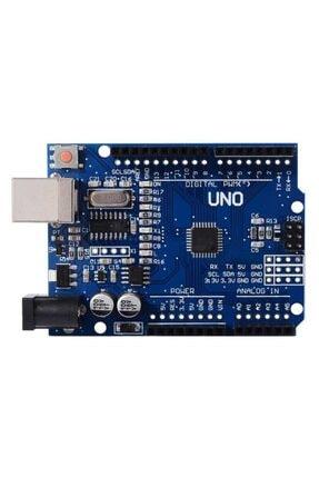 Arduino 124 Parça Uno R3 Robotik Kodlama Uygulamaları Süper Başlangıç Proje Eğitim Seti T1 Kutu Hediyeli 1
