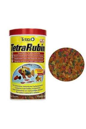 Tetra Min&rubin Pul 1600 Ml Açık Balık Yemi 0