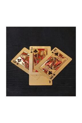 Zzn Poker Iskambil Oyun Kartları Kaplama Deste Kağıt Oyunu Seti 2