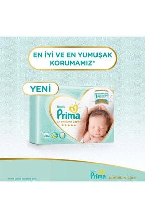 Prima Bebek Bezi Premium Care 1 Beden 70 Adet Yenidoğan Jumbo Paket 4