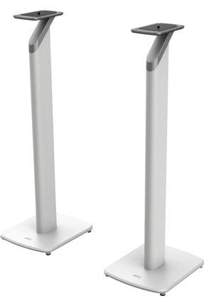 Kef S1 Lsx Hi-fi Hoparlör Için Yer Standı (beyaz) 1