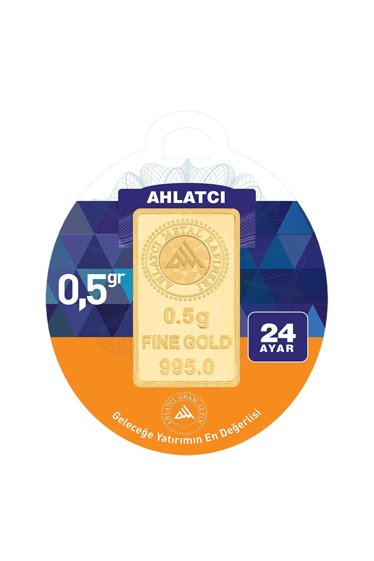 24 Ayar - 0.5g Altın