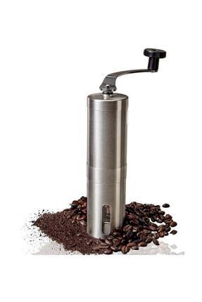 Havana Mini Kahve Öğütücü El Değirmeni Paslanmaz Çelik 0