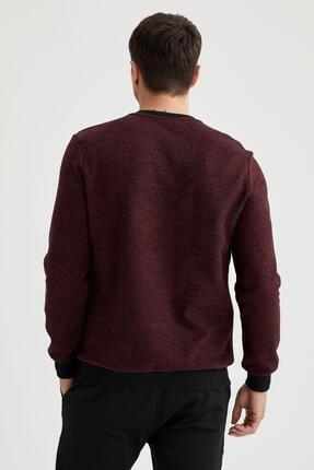 Defacto Nyc Baskılı Bisiklet Yaka Regular Fit Sweatshirt 3